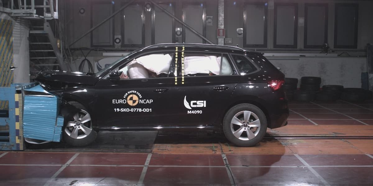 Seven stars in latest round of crash tests 2