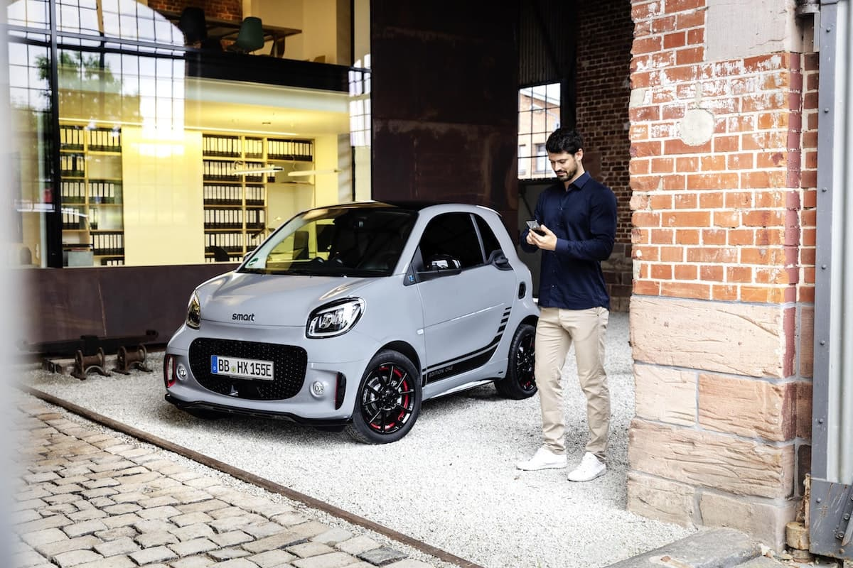 2020 Smart EQ ForTwo coupe | The Car Expert