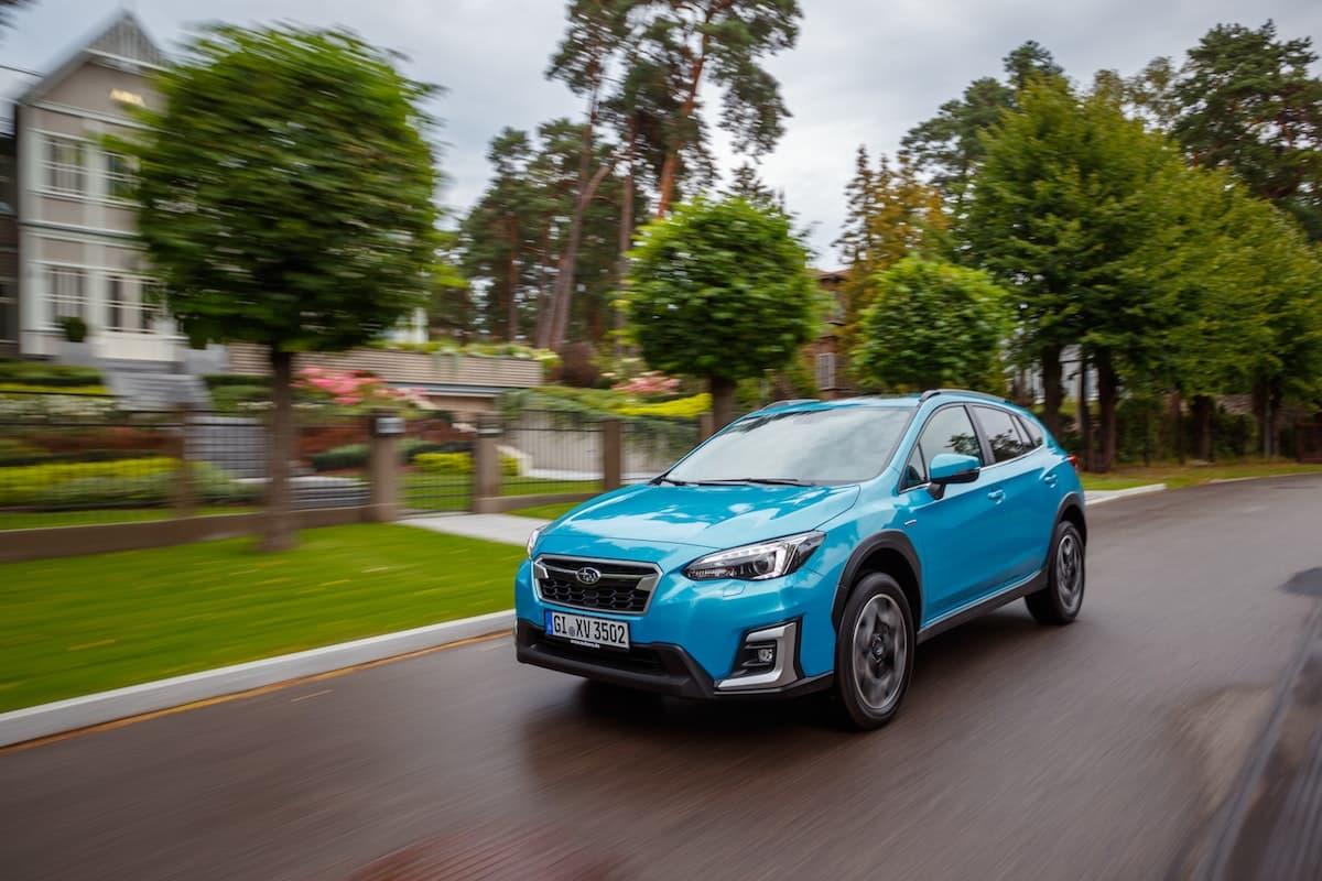 Subaru XV e-Boxer road test 2019 – 01 | The Car Expert