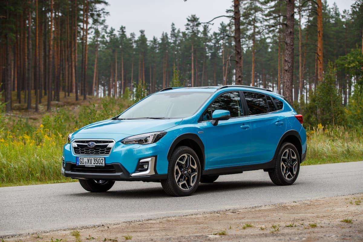 Subaru XV e-Boxer review 2019 – front view | The Car Expert