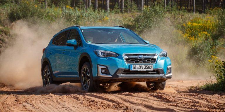 Subaru XV e-Boxer test drive