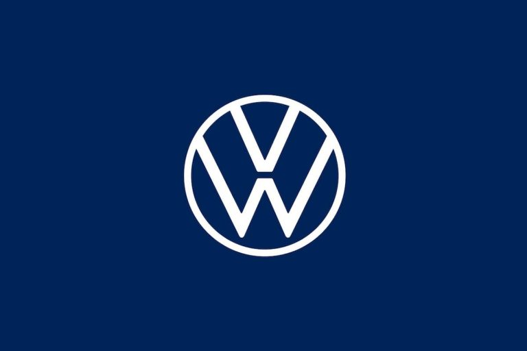 Volkswagen updates its company logo
