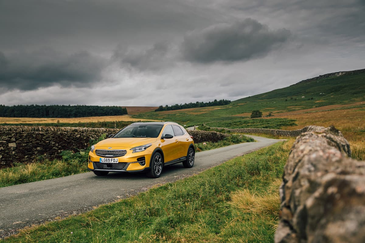 Kia XCeed review 2019 - front view | The Car Expert
