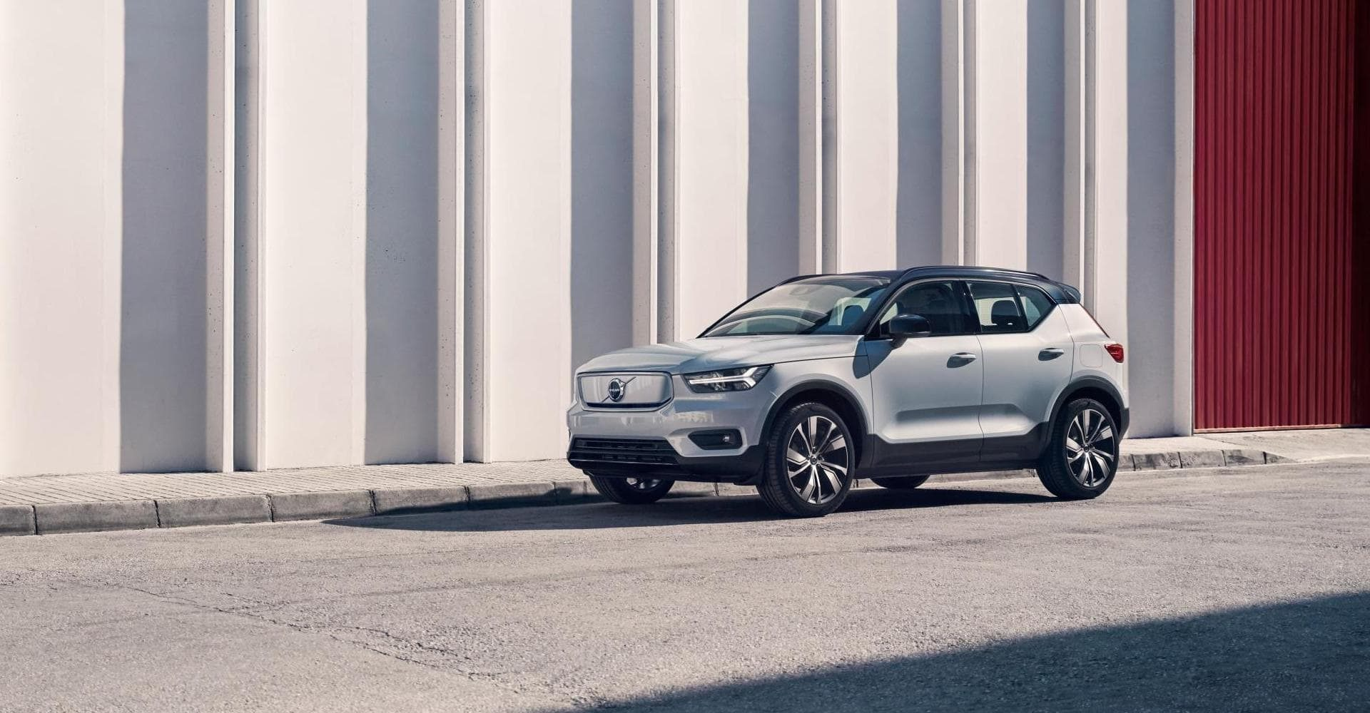 Volvo XC40 Recharge unveiled   The Car Expert