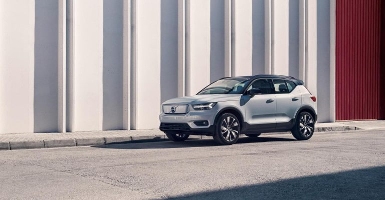 All-electric Volvo XC40 Recharge revealed