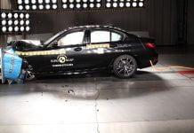 BMW 3 Series Euro NCAP crash test | The Car Expert