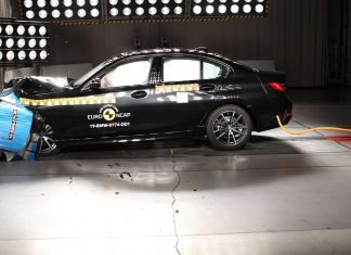 BMW 3 Series Euro NCAP crash test | The Car Expert