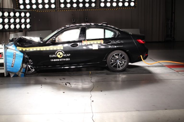 Five-star safety for latest BMWs