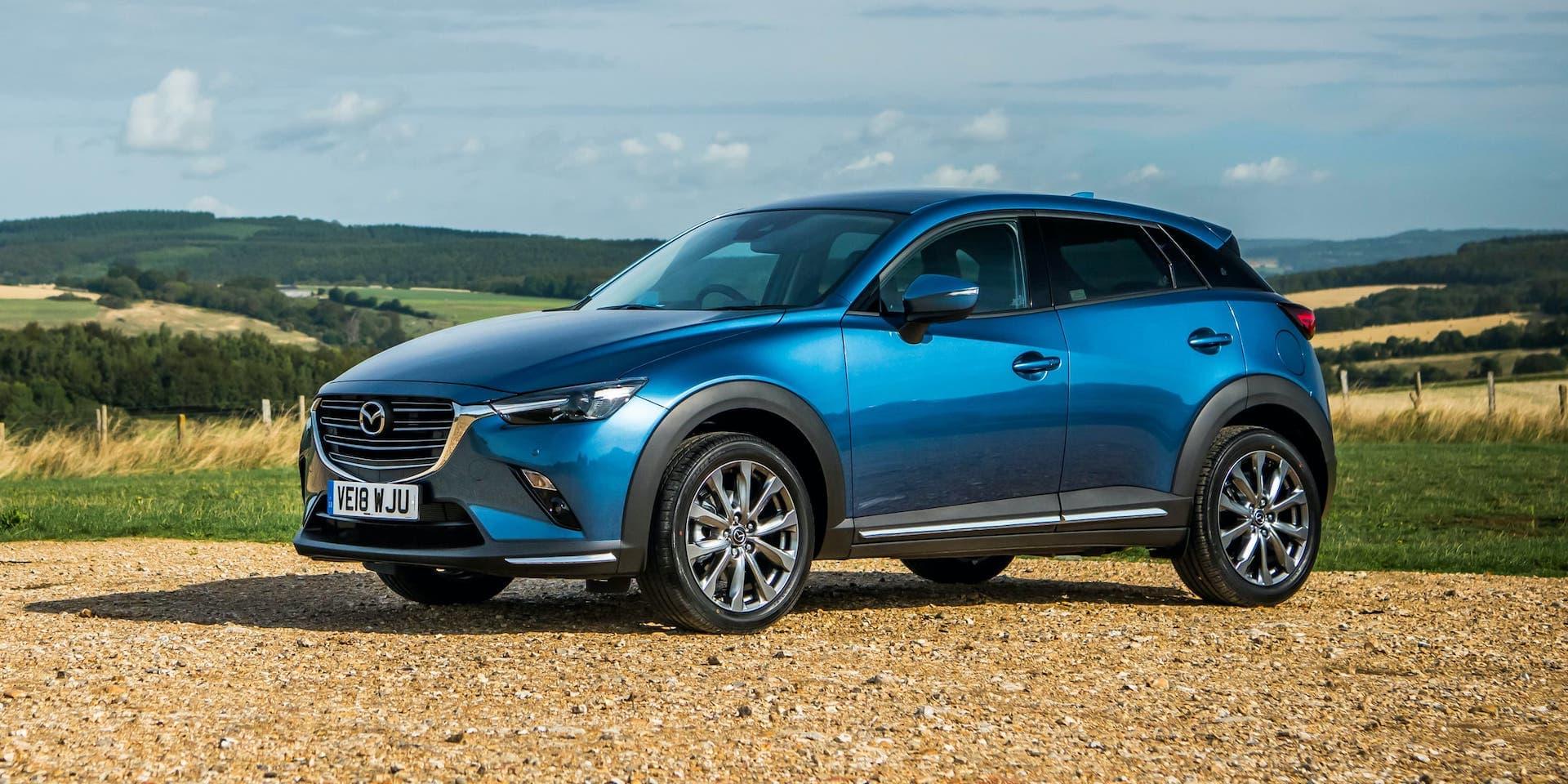 Mazda CX-3 (2015 onwards) Expert Rating