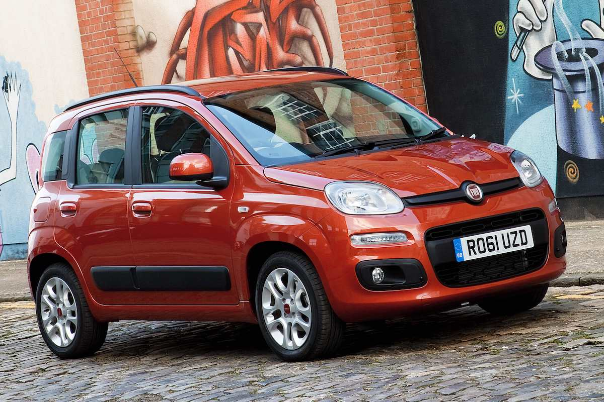 Fiat Panda (2012 - present) - front view | The Car Expert