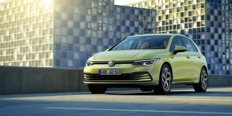 All-new Volkswagen Golf revealed