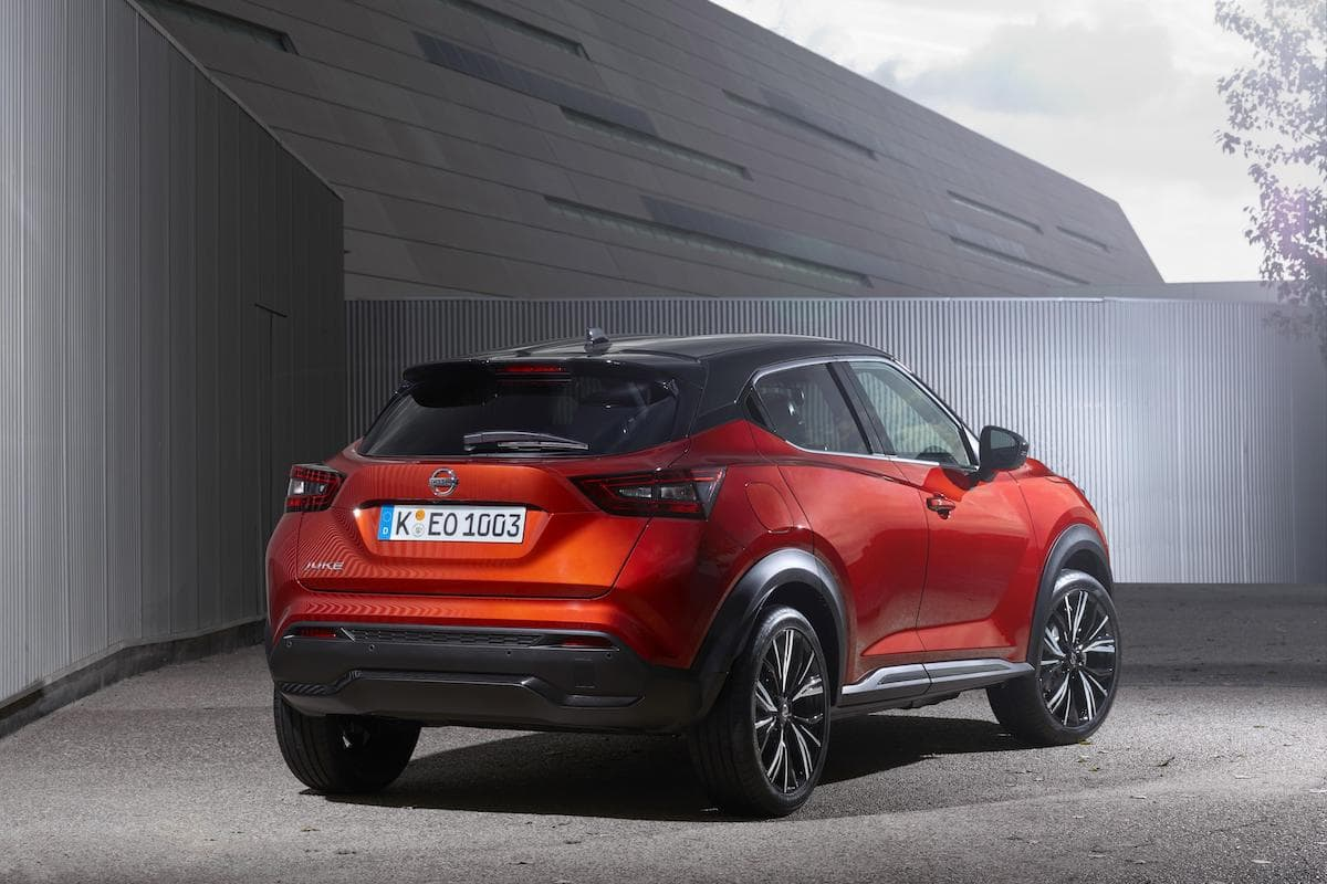 2019 Nissan Juke review – rear view   The Car Expert