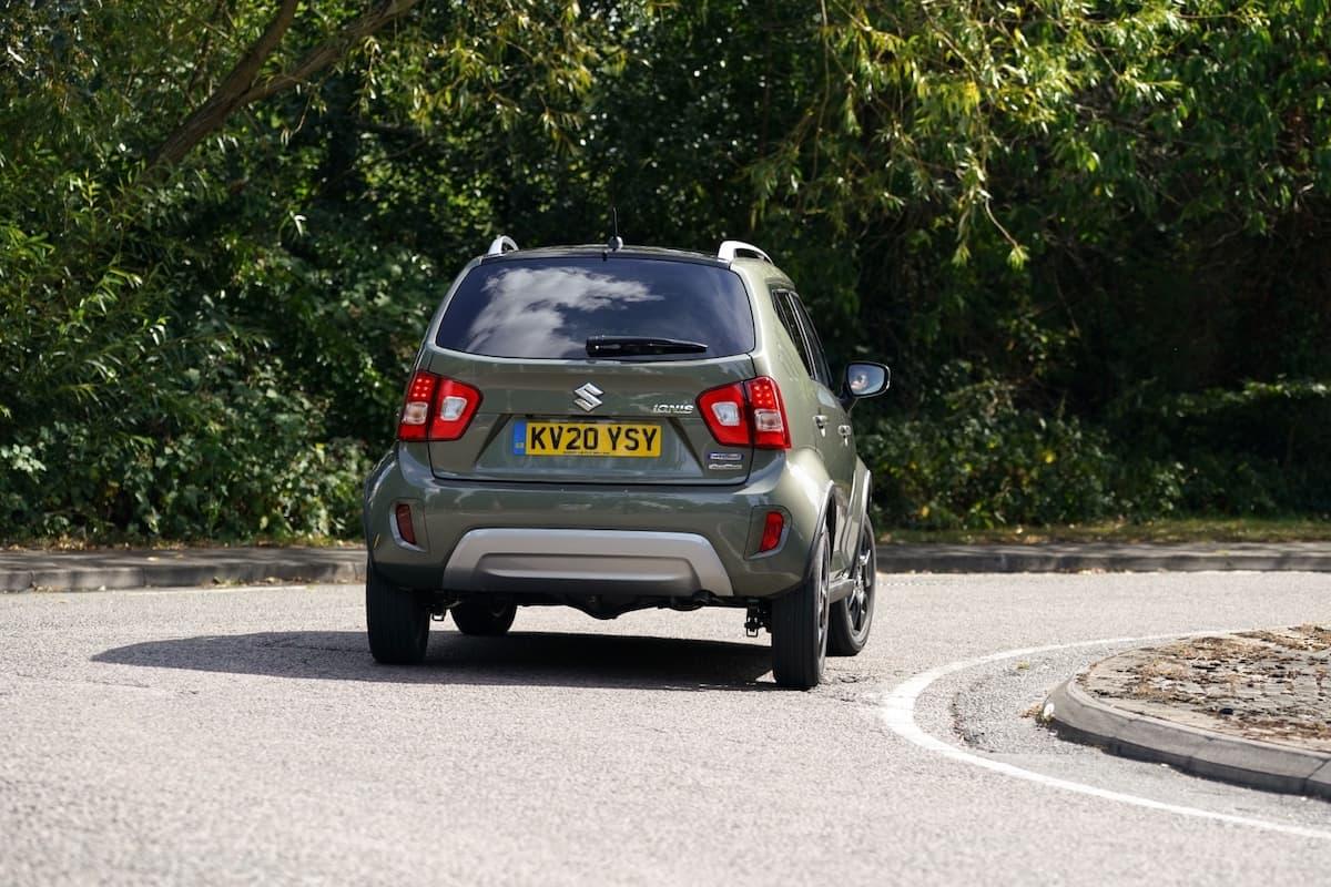 Suzuki Ignis (2020) - rear