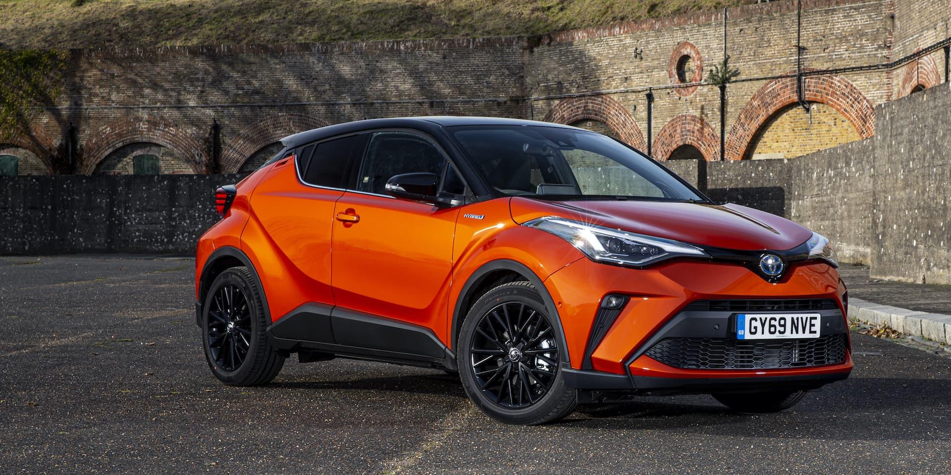 Toyota C-HR (2016 onwards) – Expert Rating