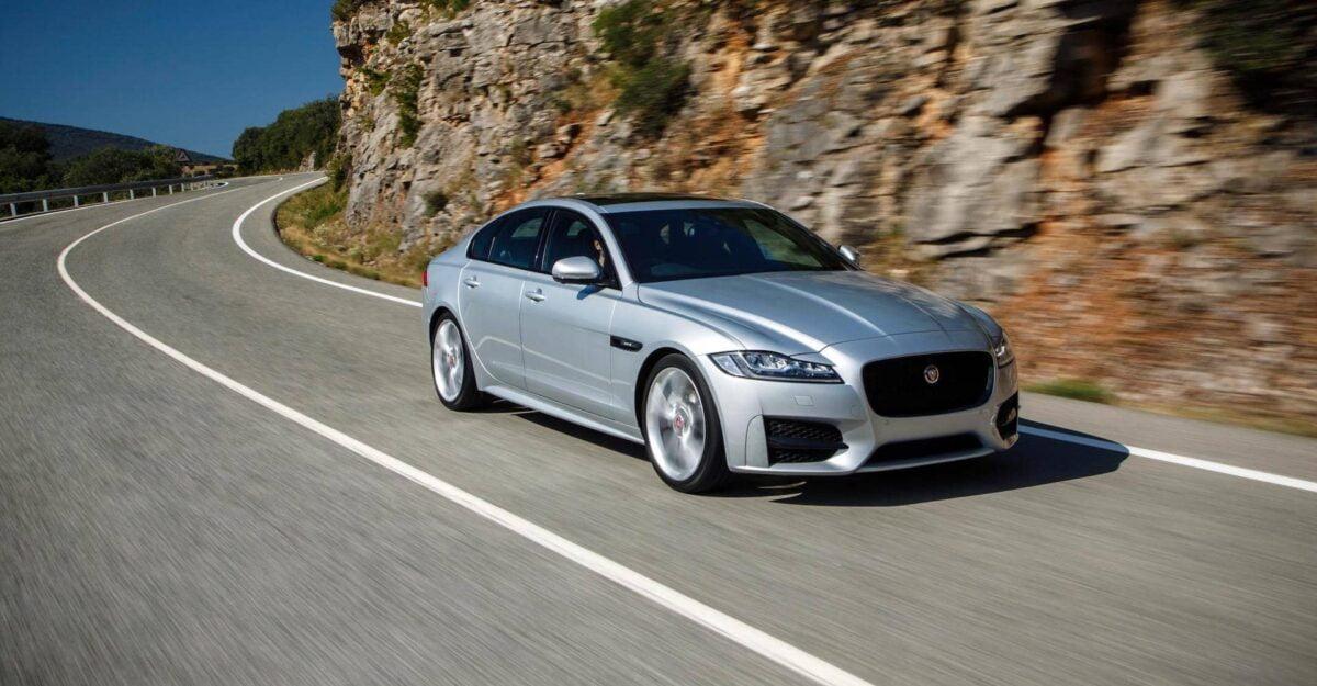 Jaguar XF (2015 onwards ) new car ratings and reviews   The Car Expert