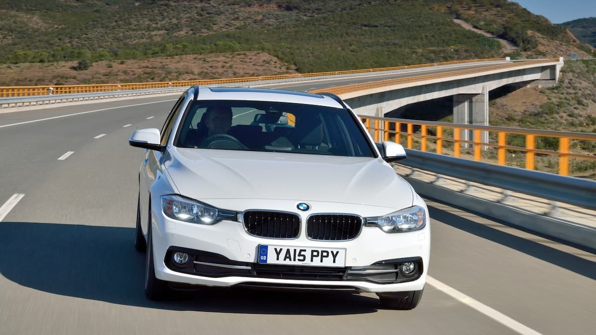 BMW 335d Touring –Best used estate cars for under £20,000 | The Car Expert