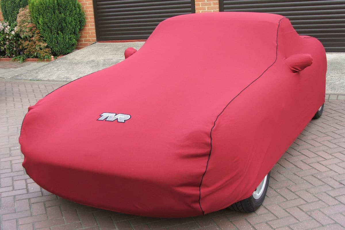 Car cover | Storing your classic car over winter | The Car Expert