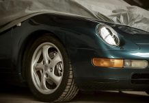 Storing your classic car over winter | The Car Expert
