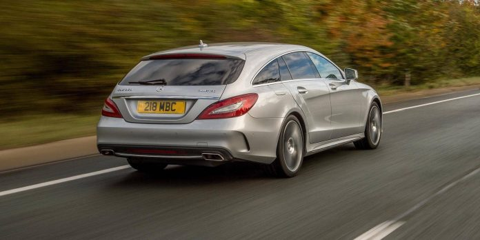 Best used estate cars for under £20,000 | Mercedes-Benz CLS Shooting Brake | The Car Expert