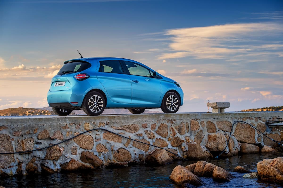 2020 Renault Zoe 03 | The Car Expert