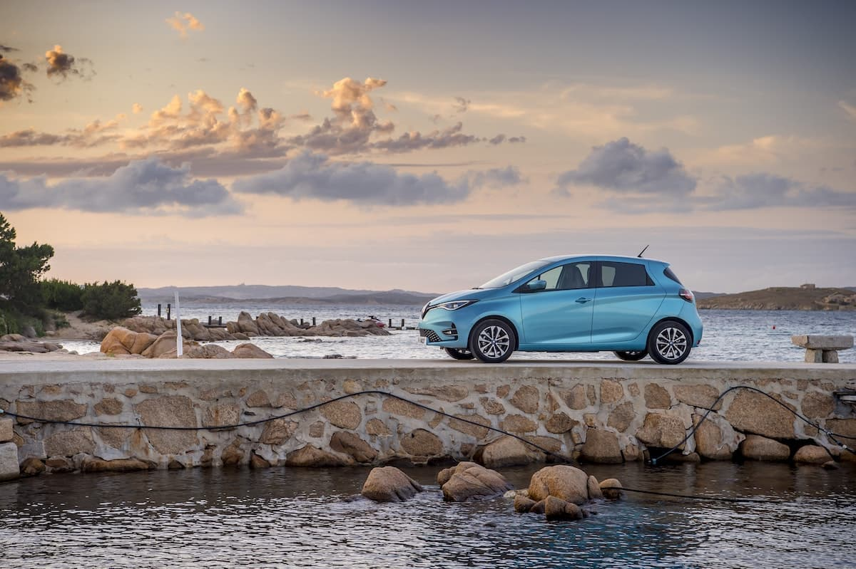 2020 Renault Zoe 01 | The Car Expert
