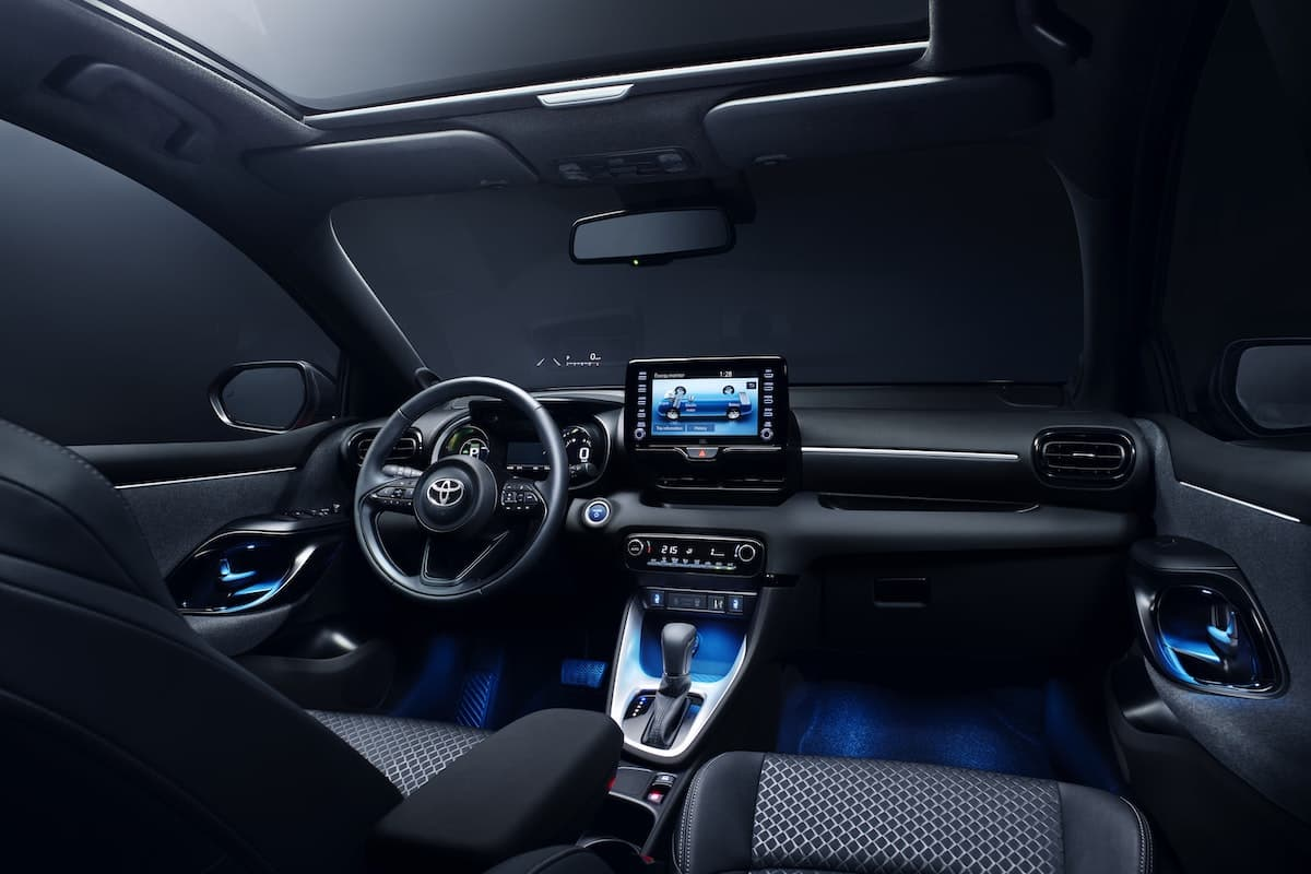 All-new 2020 Toyota Yaris interior and dashboard   The Car Expert