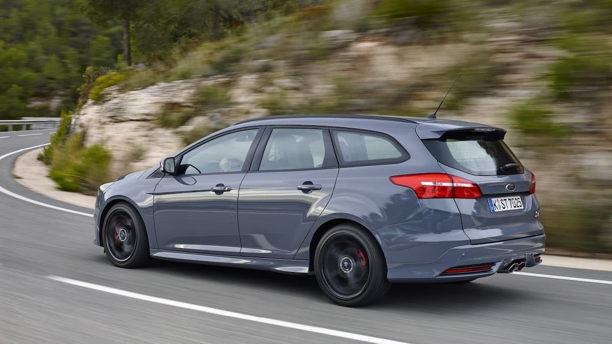 Ford Focus ST estate –Best used estate cars for under £20,000 | The Car Expert