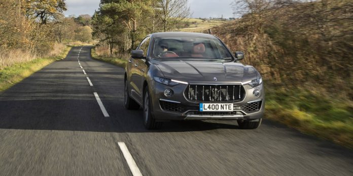 Maserati Levante test drive 2019 | The Car Expert