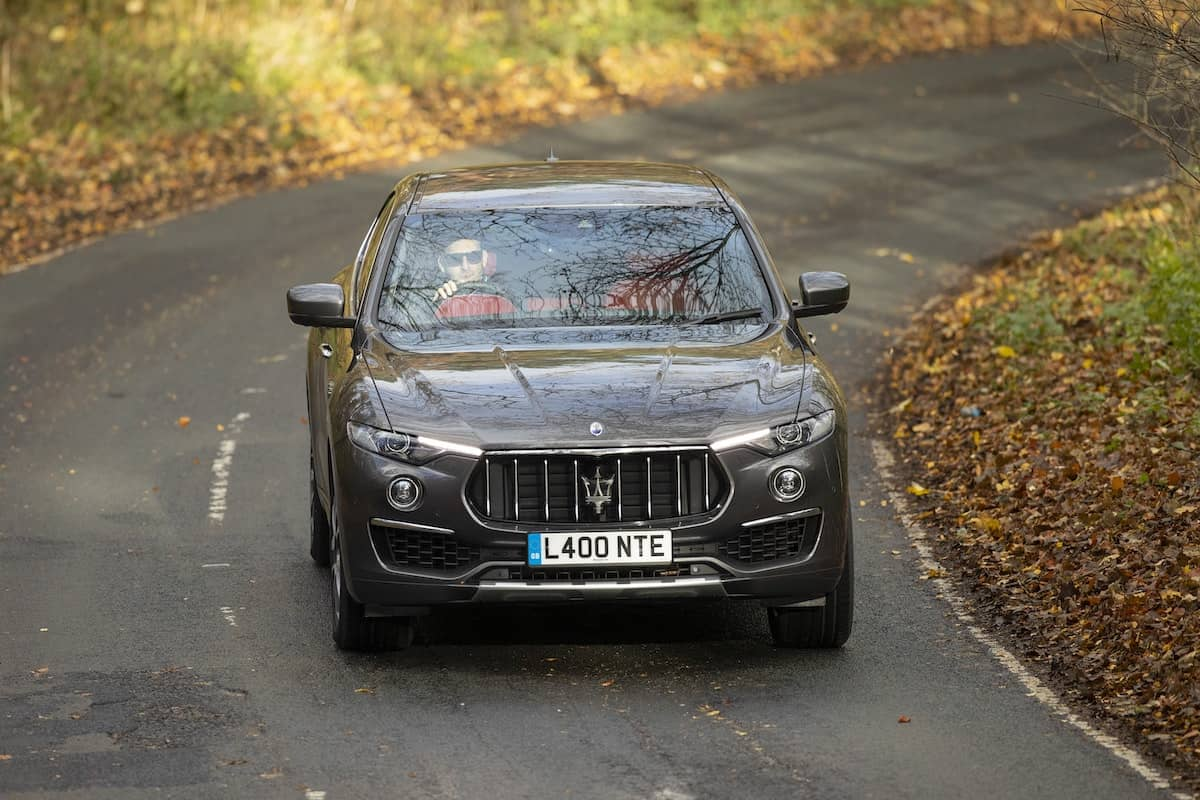 Maserati Levante GranLusso road test - front view | The Car Expert