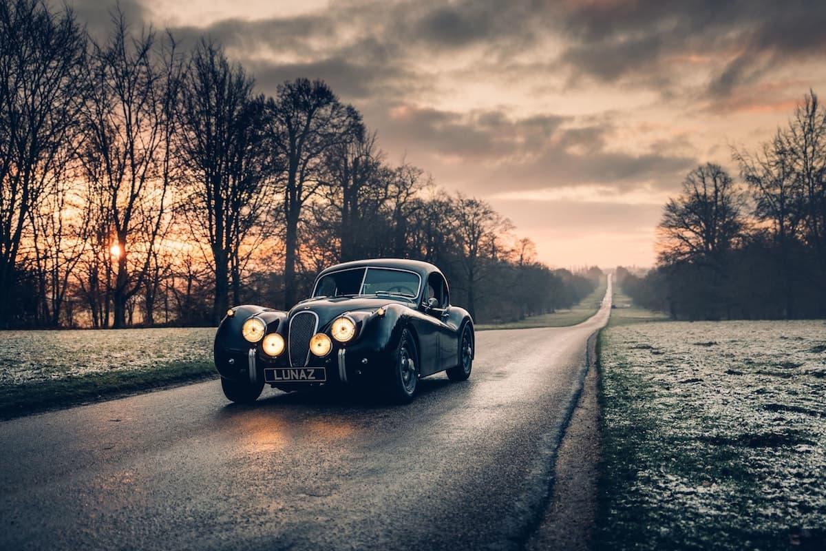 Lunaz electric Jaguar XK120 FHC | The Car Expert