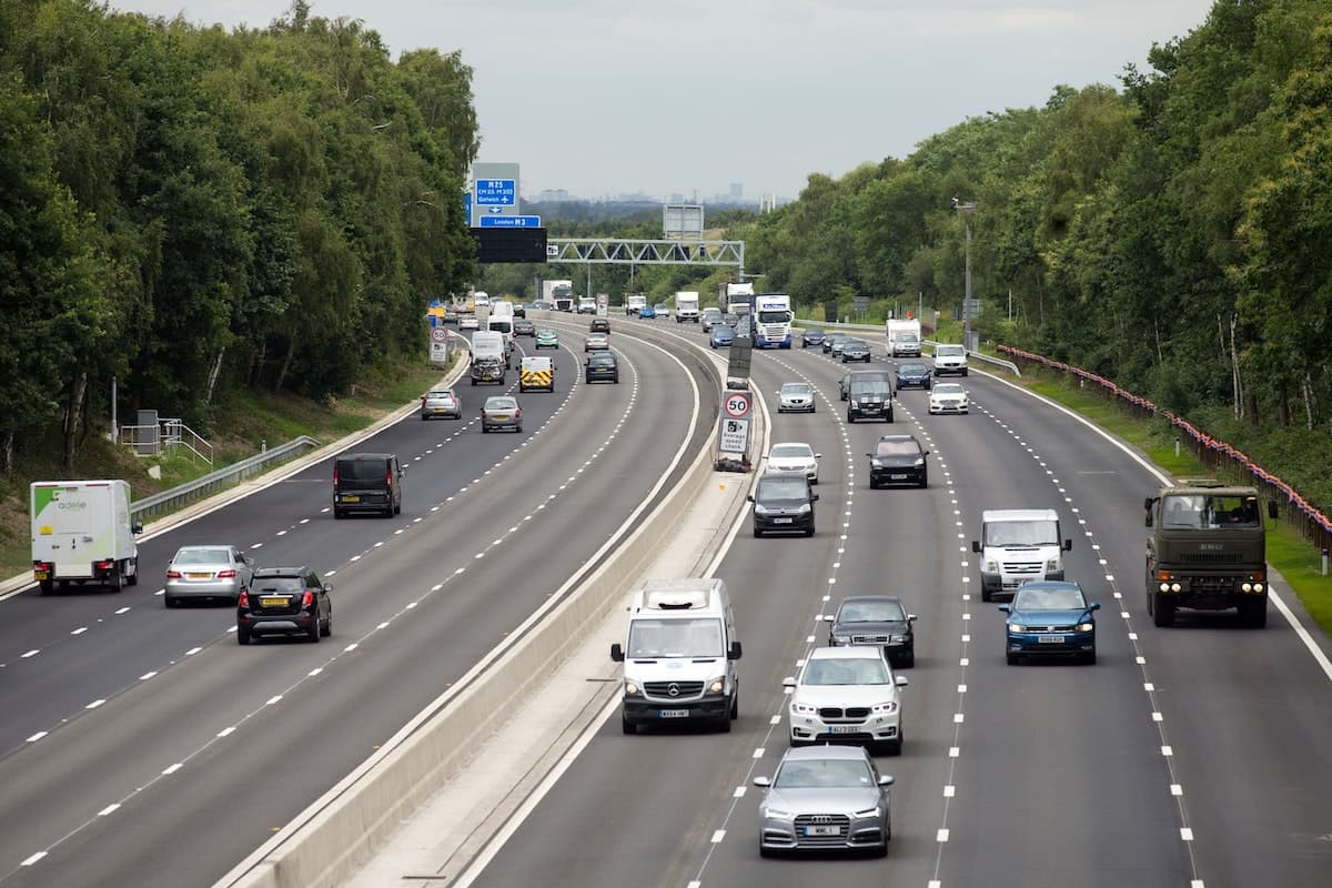 Smart motorways are too complicated, admists Highways England