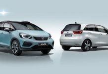 Honda's new Jazz unveiled at 2019 Tokyo motor show