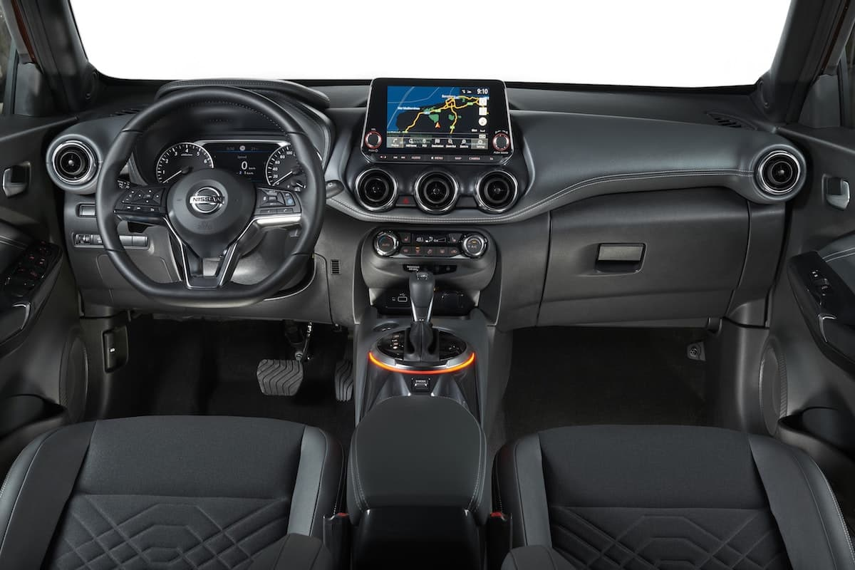 2019 Nissan Juke review – interior and dashboard   The Car Expert