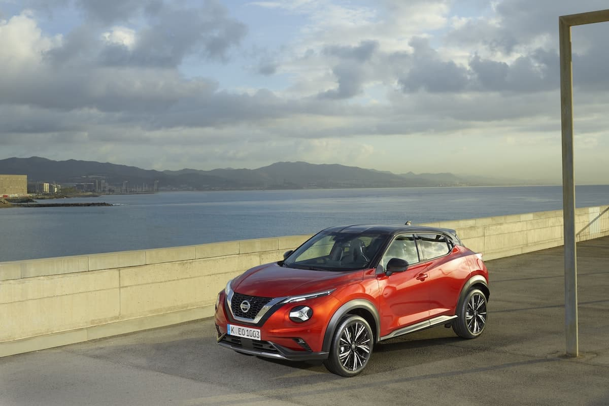 2019 Nissan Juke review – front view   The Car Expert
