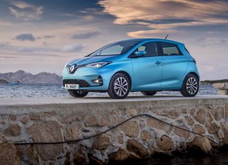2020 Renault Zoe review wallpaper | The Car Expert