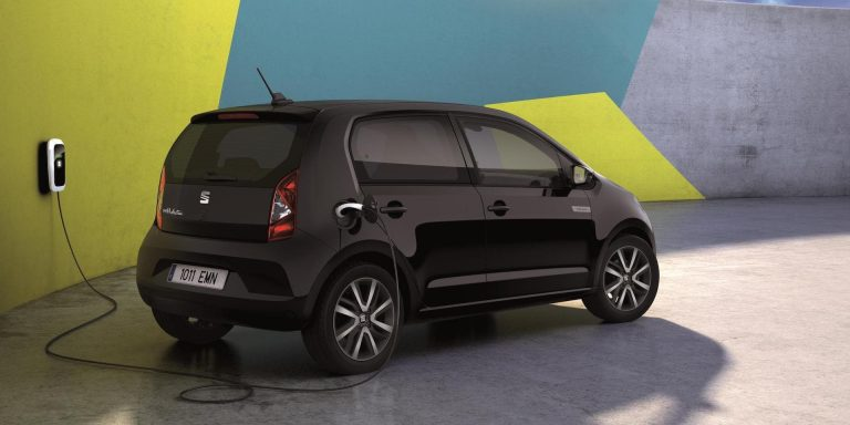 Order books open for £19,300 SEAT Mii Electric