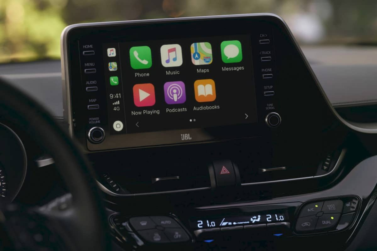 Toyota C-HR finally gets Apple CarPlay | The Car Expert