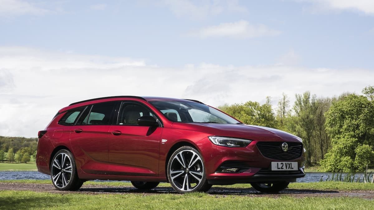 Vauxhall Insignia Sports Tourer –Best used estate cars for under £20,000 | The Car Expert