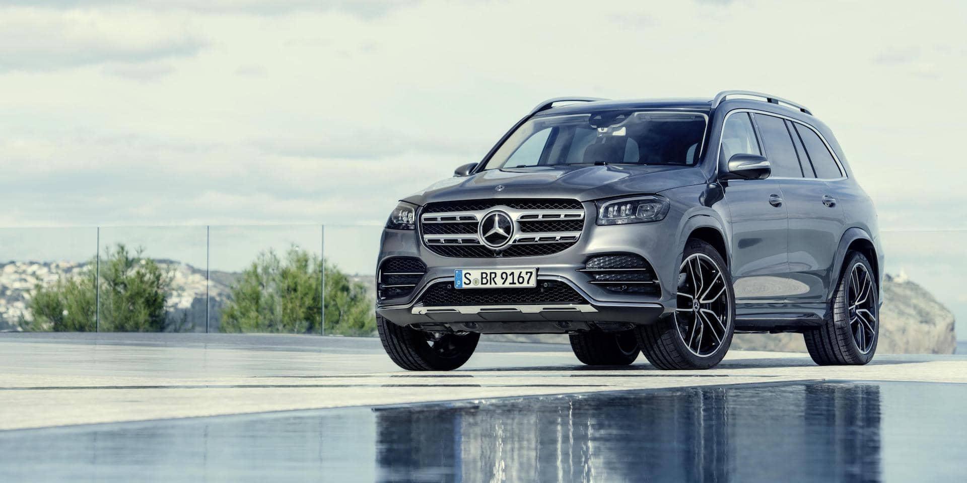 2019 Mercedes-Benz GLS 01   The Car Expert