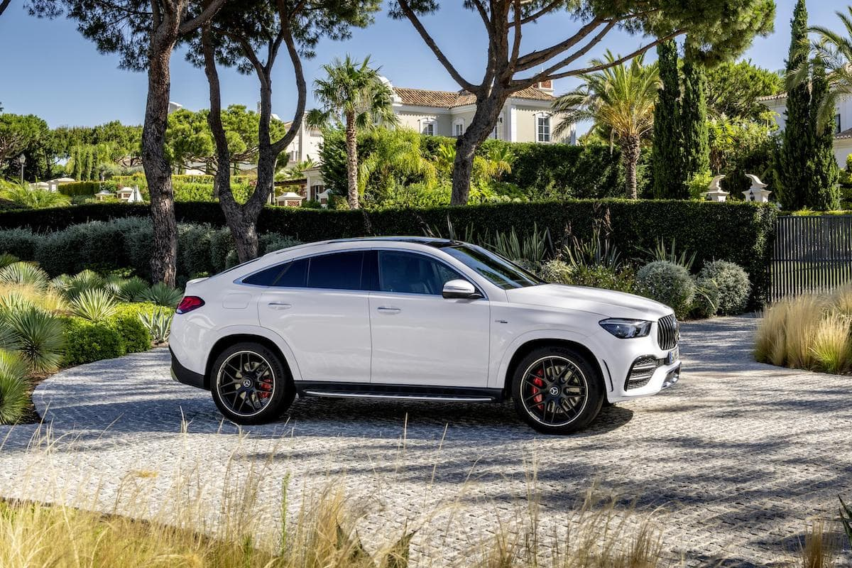 Mercedes-AMG GLE 53 Coupe | The Car Expert