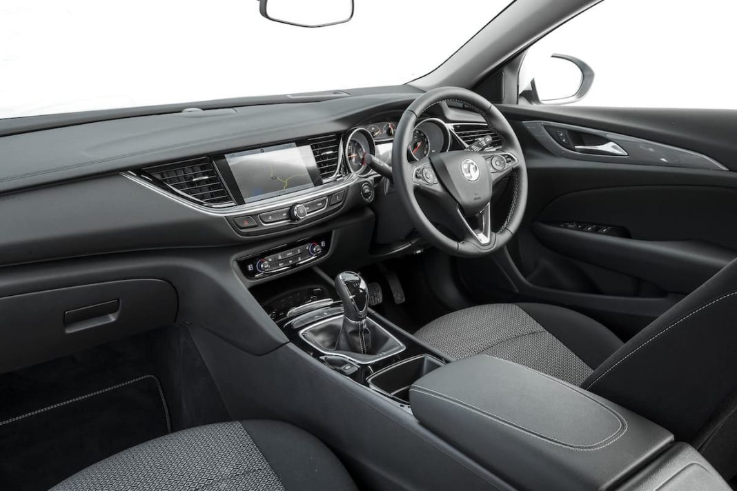 Vauxhall Insignia - interior and dashboard   The Car Expert