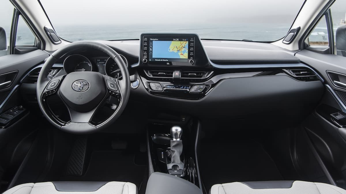 2020 Toyota C-HR pricing and specifications - interior | The Car Expert