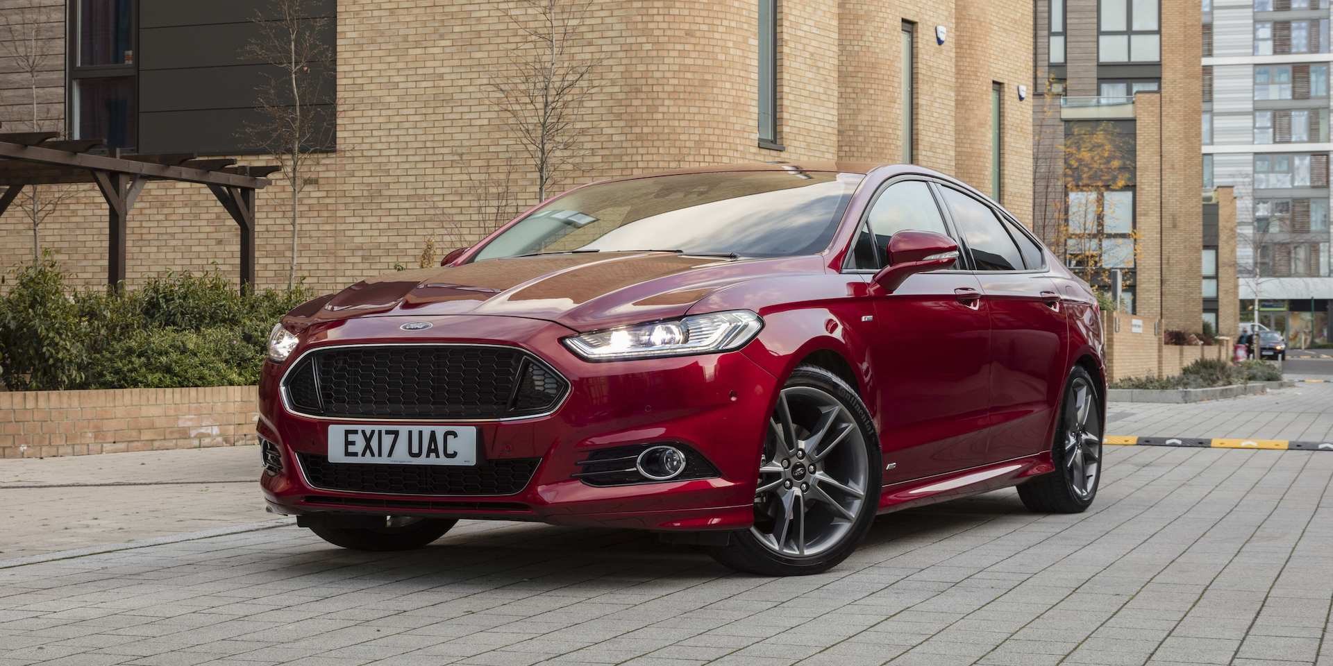 Ford Mondeo (2015 onwards) Expert Rating