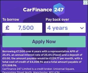 Britain's best-selling cars –April 2019 1