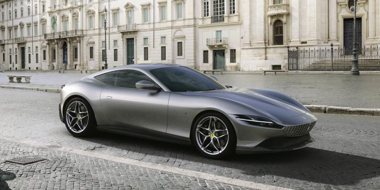All-new Ferrari Roma coupe revealed