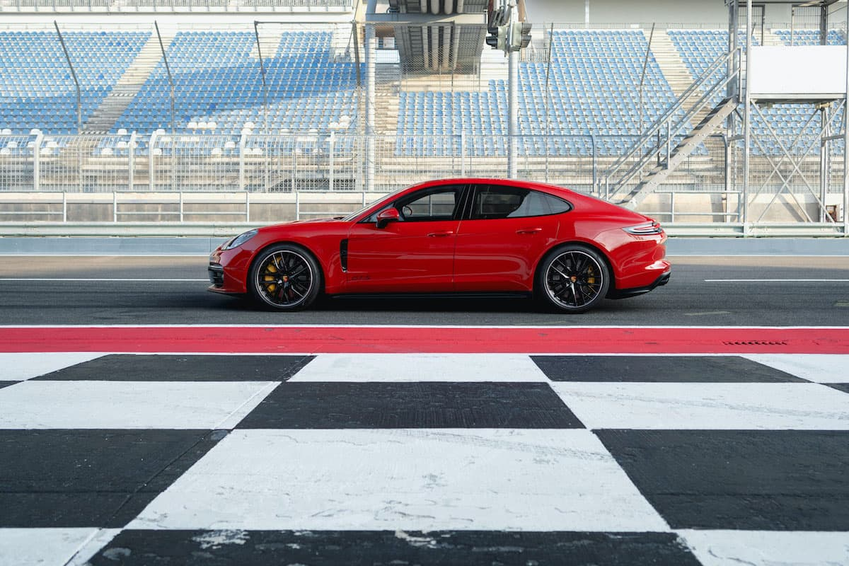 Porsche Panamera GTS review –  side | The Car Expert