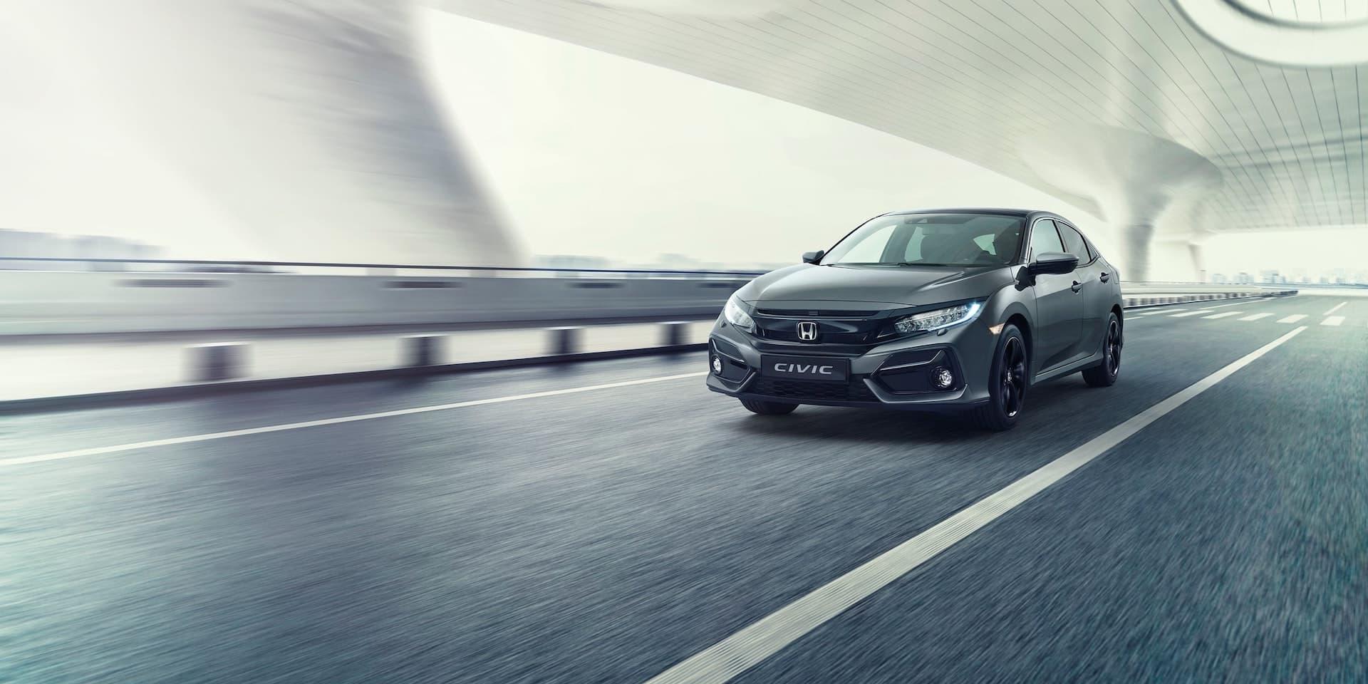 Honda Civic MY2020 update | The Car Expert