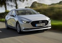 Mazda 3 saloon review 2019 wallpaper | The Car Expert