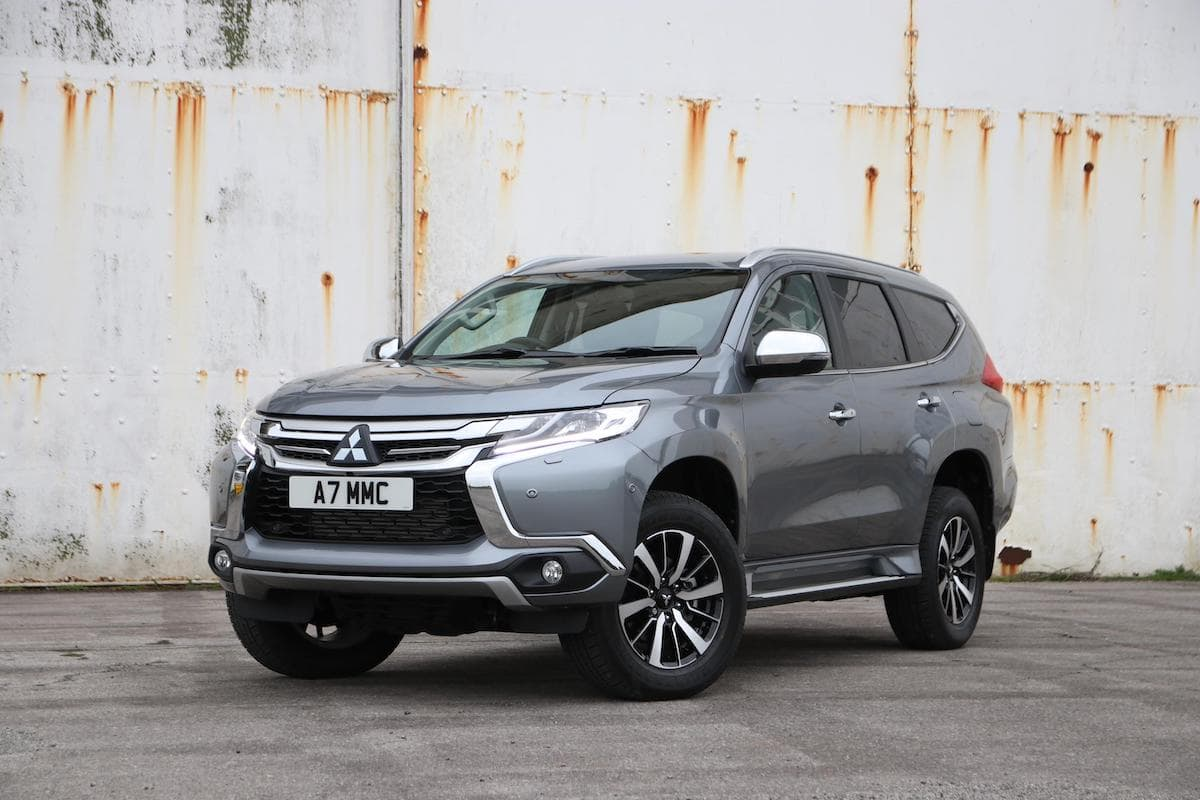 Mitsubishi Shogun Sport (2018) - front | The Car Expert