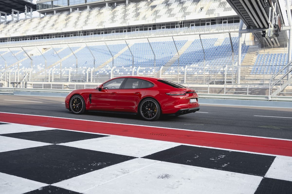 Porsche Panamera GTS review –  rear | The Car Expert